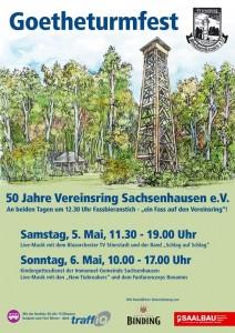 Goetheturmfest 2012