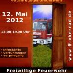 """Tag der offenen Tür / """"40 Jahre"""" Jugendfeuerwehr Oberrad"""