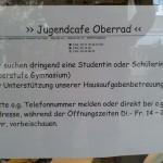 Jugendcafe Oberrad
