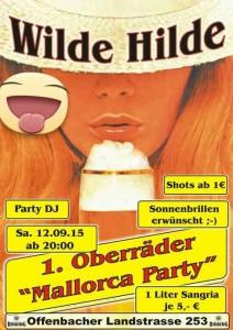 Mallorca Party in Oberrad